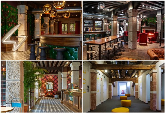 Ευρωπαϊκό Βραβείο Ξενοδοχειακού Design για το GENERATOR HOSTEL στη Βενετία.