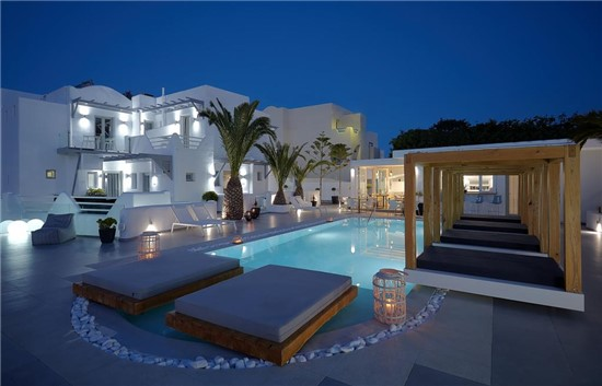 CALLIA RETREAT HOTEL - SANTORINI