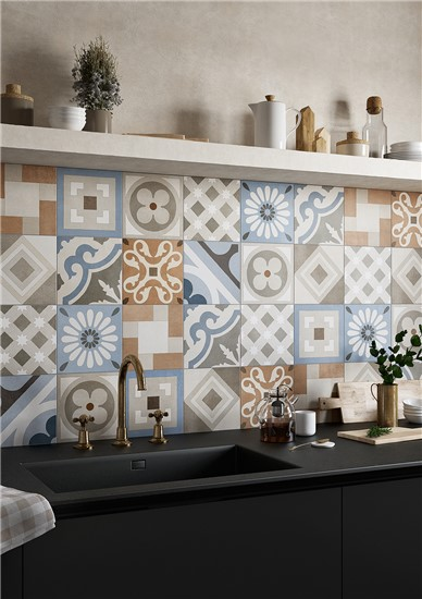 VINTAGE στο manetas.net με ποικιλία και τιμές σε πλακακια μπάνιου, κουζίνας, εσωτερικου και εξωτερικού χώρου fioranese-cementine-retro-1.jpg