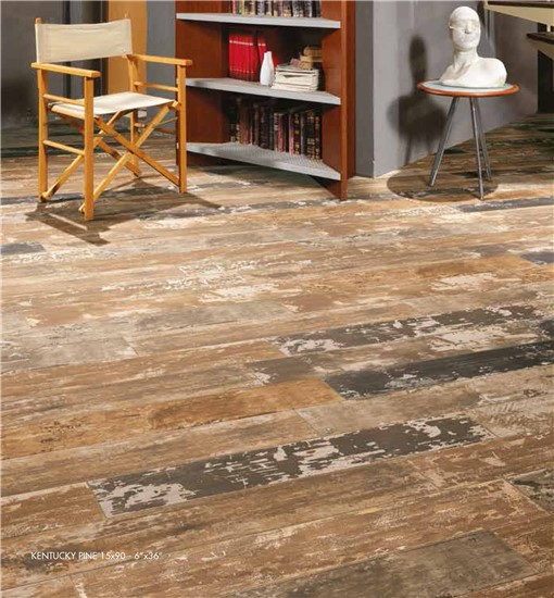 FREE YOUR IMAGINATION...KENTUCKY NEW WOOD COLLECTION BY CIR