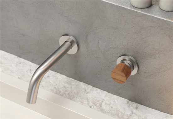THE NEW DESIGNS OF FAUCETS BY BONGIO