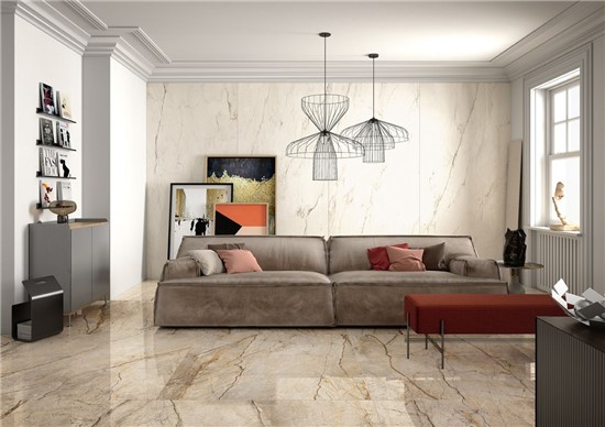 THE NEW MARBLE & TERAZZO TILES BY IMOLA